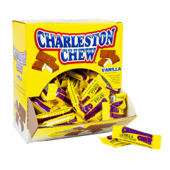 CHARLESTON CHEW VANILLA MINI BARS