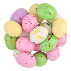 JELLY BELLY SPECKLED CHOCOLATE MALT EGGS