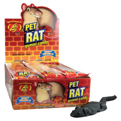 JELLY BELLY GUMMI PET RAT