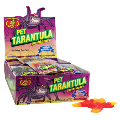 JELLY BELLY GUMMI PET TARANTULA