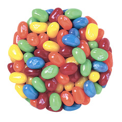 JELLY BELLY 5 FLAVOR SOURS JELLY BEANS