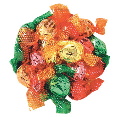 GO LIGHTLY SUGAR FREE ASSORTED FRUIT HARD CANDY