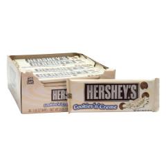 HERSHEY'S COOKIES AND CREAM 1.55 OZ BAR