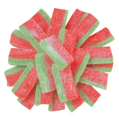 NASSAU CANDY WATERMELON COCONUT SLICE