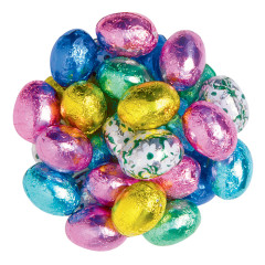 MADELAINE SNOWCAP FOILED EASTER EGGS
