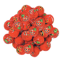 MADELAINE CRISP MILK CHOCOLATE FOILED HALLOWEEN BALLS