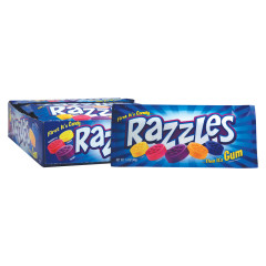RAZZLES ORIGINAL FLAVORS 1.4 OZ