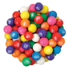 ASSORTED GUMBALLS 3650 CT