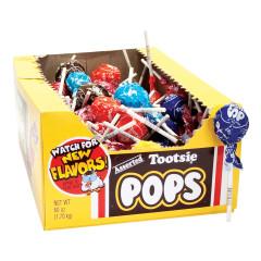 TOOTSIE POP LOLLIPOPS
