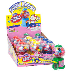 DUBBLE BUBBLE GUMBALL MINI MACHINE *SF DC ONLY*