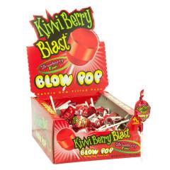 BLOW POP KIWI BERRY BLAST