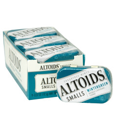 ALTOIDS SMALLS WINTER GREEN *SF DC ONLY*