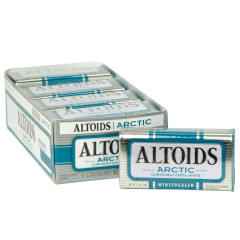 ALTOIDS ARCTIC WINTERGREEN MINTS 1.2 OZ MINT TIN