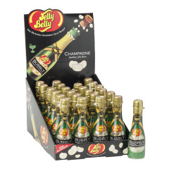 JELLY BELLY CHAMPAGNE JELLY BEANS BOTTLE 1.5 OZ