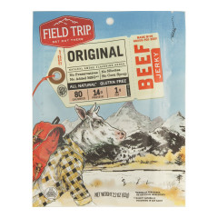 FIELD TRIP BEEF JERKY ORIGINAL 2.2 OZ