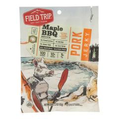 FIELD TRIP PORK JERKY MAPLE BBQ 2.2 OZ