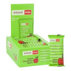 RX BAR KIDS APPLE CINNAMON RAISIN 1.16 OZ PROTEIN BAR