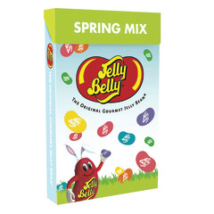 JELLY BELLY SPRING MIX JELLY BEANS 75 PC 1.31 LB JUMBO BOX