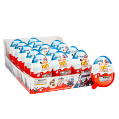 KINDER JOY CHOCOLATE WITH TOY SURPRISE 0.7 OZ