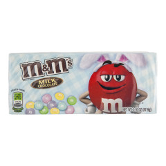 M&M'S MILK CHOCOLATE EASTER 3.1 OZ THEATER BOX