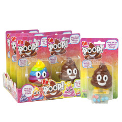 OH POOP CANDY DISPENSER 0.52 OZ