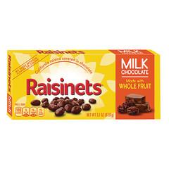 RAISINETS MILK CHOCOLATE 3.5 OZ THEATER BOX