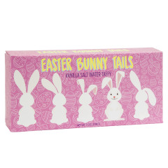 AMUSEMINTS EASTER BUNNY TAILS VANILLA TAFFY 7 OZ BOX