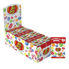 JELLY BELLY CONVERSATION JELLY BEANS 1.2 OZ FLIP TOP BOX