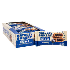 NATURE'S BAKERY GLUTEN FREE BLUEBERRY FIG BAR 2 OZ