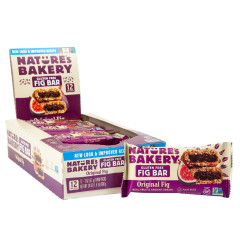 NATURE'S BAKERY GLUTEN FREE FIG BAR 2 OZ