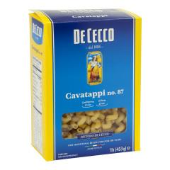 DECECCO CAVATAPPI PASTA 16 OZ BOX # 87