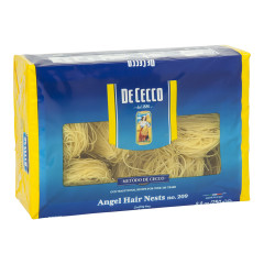 DECECCO ANGEL HAIR NESTS 8.8 OZ BOX