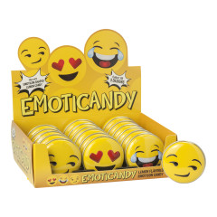 EMOTICANDY LEMON SOURS 1.3 OZ TIN