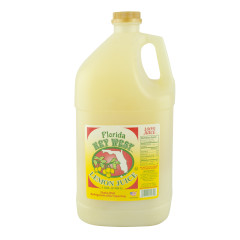 FLORIDA KEY WEST LEMON JUICE 1 GALLON JUG *FL DC ONLY*
