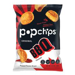 POPCHIPS BBQ POTATO CHIPS 0.8 OZ BAG