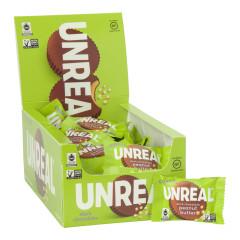 UNREAL CRISPY DARK CHOCOLATE PEANUT BUTTER CUPS 0.49 OZ