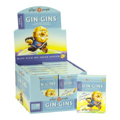 GINGER PEOPLE GIN GINS BOOST 1.1 OZ BOX