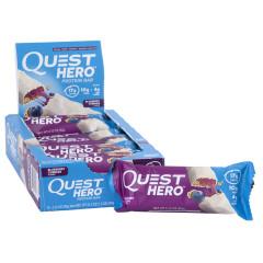 QUEST HERO BLUEBERRY COBBLER 2.12 OZ BAR