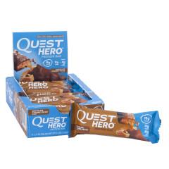 QUEST CHOCOLATE CARAMEL PECAN 2.12 OZ BAR