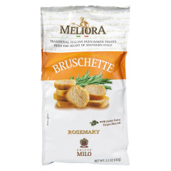 MELIORA ROSEMARY BRUSCHETTE 5.3 OZ BAG