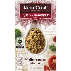 NEAR EAST MEDITERRANEAN MEDLEY QUINOA 5.4 OZ BOX