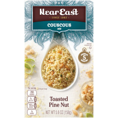 NEAR EAST TOASTED PINE NUT COUSCOUS 5.4 OZ BOX