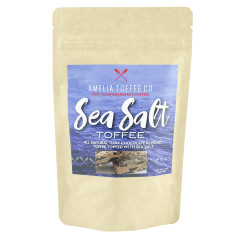 AMELIA SEA SALT TOFFEE 3 OZ POUCH *FL DC ONLY*