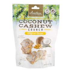 ANASTASIA ORIGINAL COCONUT CASHEW CRUNCH 5.75 OZ POUCH *FL DC ONLY*