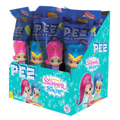 PEZ SHIMMER AND SHINE ASSORTMENT 0.58 OZ