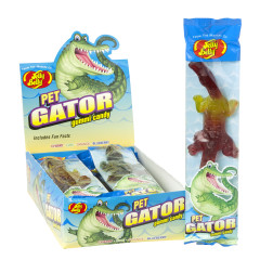 JELLY BELLY GUMMI PET GATOR