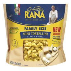 RANA MINI CHEESE TORTELLINI PASTA 20 OZ POUCH