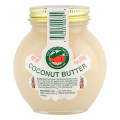 DOD COCONUT BUTTER 8 OZ JAR *FL DC ONLY*