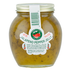 DOD JALAPENO PEPPER JELLY 16 OZ JAR *FL DC ONLY*