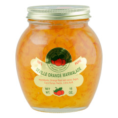 DOD SEVILLE ORANGE MARMALADE 16 OZ JAR *FL DC ONLY*